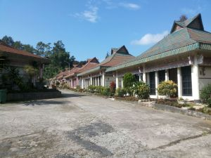 Halaman Danau Toba Int Cottage Berastagi
