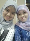 With kak Awen ketua TDA Medan