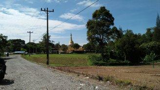 Kondisi Jalan & Perkebunan Sepanjang Jalan Menuju Lumbini